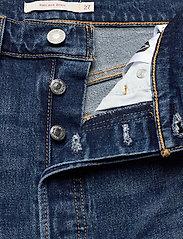 LEVI´S Women - RIBCAGE BOOT TURN UP - schlaghosen - med indigo - worn in - 3