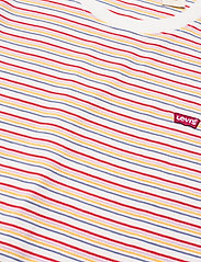 LEVI´S Women - SS RIB BABY TEE PEARL POPPY RE - t-shirts - multi-color - 2