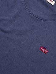 LEVI´S Women - SS RIB BABY TEE BLUE INDIGO - t-shirts - blues - 2