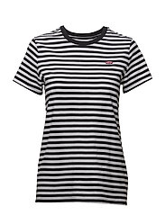 LEVI´S Women - Perfect Tee Liza Stripe Caviar