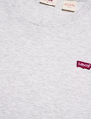 LEVI´S Women - PERFECT TEE ORBIT HEATHER GRAY - t-shirts - greys - 2