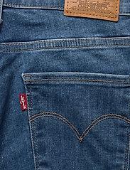 LEVI´S Women - 720 HIRISE SUPER SKINNY ECLIPS - skinny jeans - med indigo - flat finish - 4