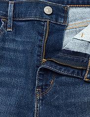 LEVI´S Women - 720 HIRISE SUPER SKINNY FIERY - slim jeans - med indigo - worn in - 3