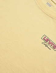 LEVI´S Women - GRAPHIC VARSITY TEE CALI BOX T - crop tops - yellows/oranges - 2