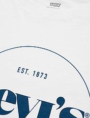 LEVI´S Women - GRAPHIC VARSITY TEE CIRCLE LOG - t-shirts - neutrals - 2