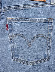 LEVI´S Women - RIBCAGE STRAIGHT ANKLE TANGO G - straight regular - light indigo - worn in - 6