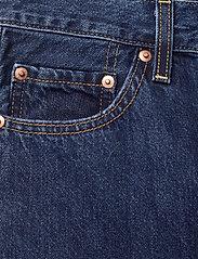 LEVI´S Women - RIBCAGE STRAIGHT ANKLE NOE DAR - brede jeans - dark indigo - flat finish - 2
