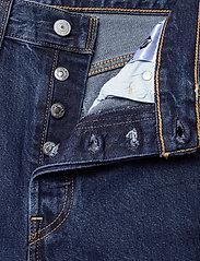 LEVI´S Women - RIBCAGE STRAIGHT ANKLE NOE DAR - brede jeans - dark indigo - flat finish - 3