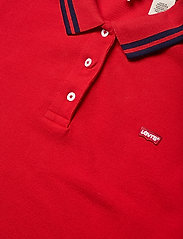 LEVI´S Women - ESSENTIAL POLO BRILLIANT RED - pikeepaidat - reds - 2