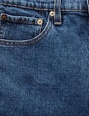LEVI´S Women - RIBCAGE SHORT CHARLESTON EROSI - denimshorts - med indigo - worn in - 2
