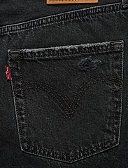 LEVI´S Women - HR DECON ICNIC BFLY SKRT REGUL - denimnederdele - blacks - 4
