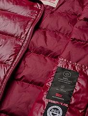 LEVI´S Women - FRANCINE DOWN PCKBLE JKT WARM - doudounes - reds - 5