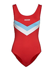 FLORENCE BODYSUIT FLORENCE BOD - REDS