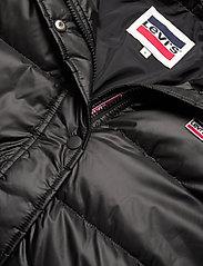 LEVI´S Women - KELLI DOWN PUFFER METEORITE - padded coats - blacks - 5