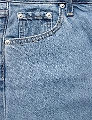 LEVI´S Women - BALLOON LEG MY END GAME - szerokie dżinsy - light indigo - flat finis - 4