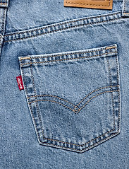 LEVI´S Women - BALLOON LEG MY END GAME - szerokie dżinsy - light indigo - flat finis - 6