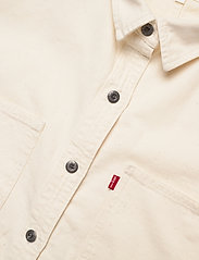 LEVI´S Women - GRACIE SHIRT ICY ECRU (1) - overshirts - neutrals - 2
