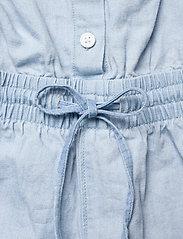 LEVI´S Women - AMELIA ROMPER MORNING BLUES - buksedragter - med indigo - worn in - 3