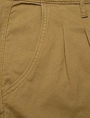 LEVI´S Women - PLEATED BALLOON DULL GOLD FINE - bukser med lige ben - neutrals - 2