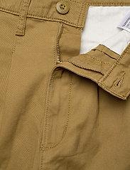 LEVI´S Women - PLEATED BALLOON DULL GOLD FINE - bukser med lige ben - neutrals - 3