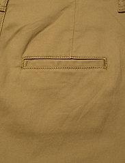 LEVI´S Women - PLEATED BALLOON DULL GOLD FINE - bukser med lige ben - neutrals - 4