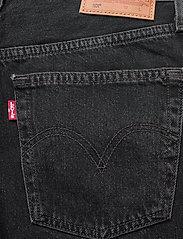 LEVI´S Women - 501 MID THIGH SHORT LUNAR BLAC - jeansshorts - blacks - 4