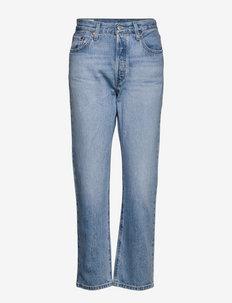 501 JEANS FOR WOMEN OJAI LUXOR - straight jeans - light indigo - worn in
