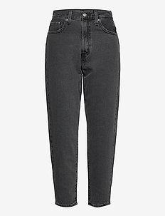 HIGH LOOSE TAPER LOSE CONTROL - straight jeans - blacks