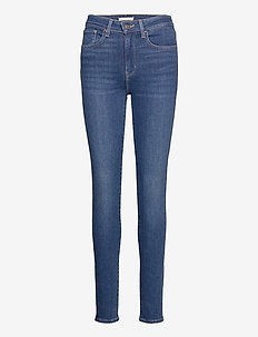 721 HIGH RISE SKINNY GOOD EVEN - skinny jeans - dark indigo - worn in