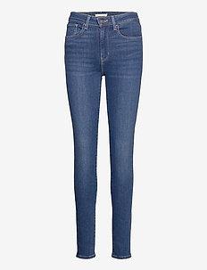 721 HIGH RISE SKINNY GOOD EVEN - dżinsy skinny fit - dark indigo - worn in