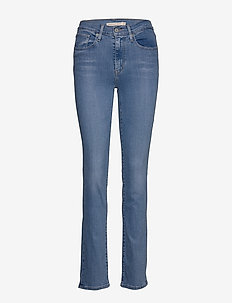 724 HIGH RISE STRAIGHT RIO CHI - straight jeans - light indigo - flat finis