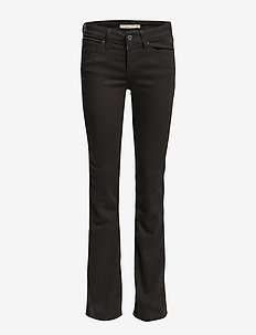 715 BOOTCUT BLACK SHEEP - bootcut jeans - blacks