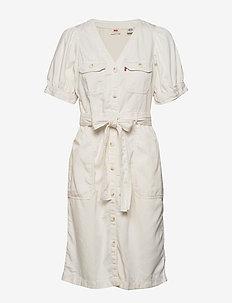 BRYN DRESS SOFT DUNES - skjortekjoler - neutrals