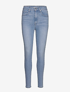 MILE HIGH SUPER SKINNY BETWEEN - skinny jeans - light indigo - flat finis