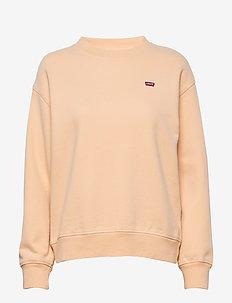 STANDARD CREW TOASTED ALMOND - sweatshirts - neutrals