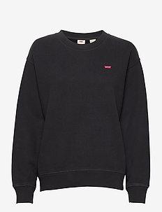 STANDARD CREW CAVIAR - sweatshirts - blacks