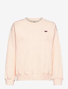 STANDARD CREW SCALLOP SHELL - sweatshirts & hættetrøjer - reds