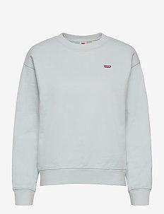 STANDARD CREW PLEIN AIR - sweatshirts - blues