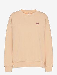 STANDARD CREW HONEY PEACH - sweatshirts - yellows/oranges