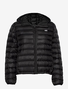 PANDORA PACKABLE JACKET CAVIAR - down- & padded jackets - blacks