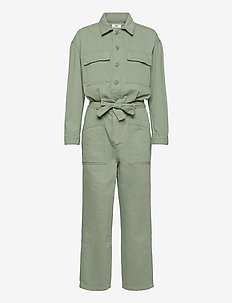 SURPLUS JUMPSUIT SOFT SURPLUS - tøj - greens