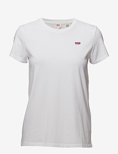 PERFECT TEE WHITE CN100XX - t-shirts - white cn100xx