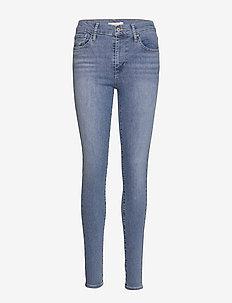 720 HIRISE SUPER SKINNY VELOCI - skinny jeans - light indigo - flat finis