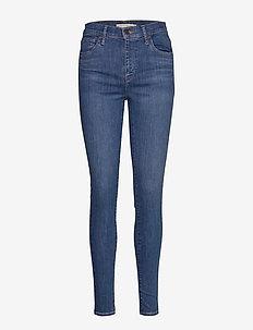720 HIRISE SUPER SKINNY ECLIPS - skinny jeans - med indigo - worn in
