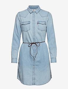 ULTIMATE WESTERN DRESS GIRL LI - BLUES