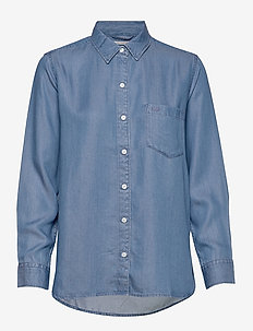 THE ULTIMATE BF SHIRT MEDIUM A - denim shirts - blues