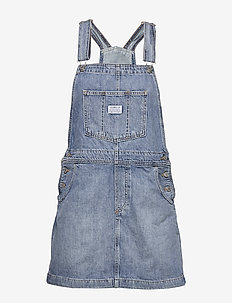 NORAH SKIRTALL SILVER LINING ( - jeansklänningar - light indigo - worn in