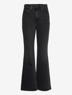 70S HIGH FLARE SUCH A DOOZIE - alt eriti laia säärega teksad - greys