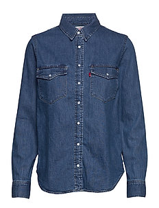 The Ultimate Bf Shirt Annette (Blues) (489.30 kr) LEVI´S