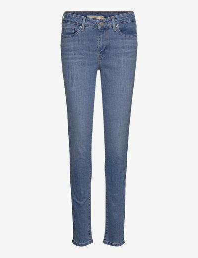 711 SKINNY RIO IN LIMBO - skinny jeans - light indigo - worn in